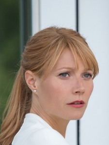 Boucles Oreilles Pepper Potts